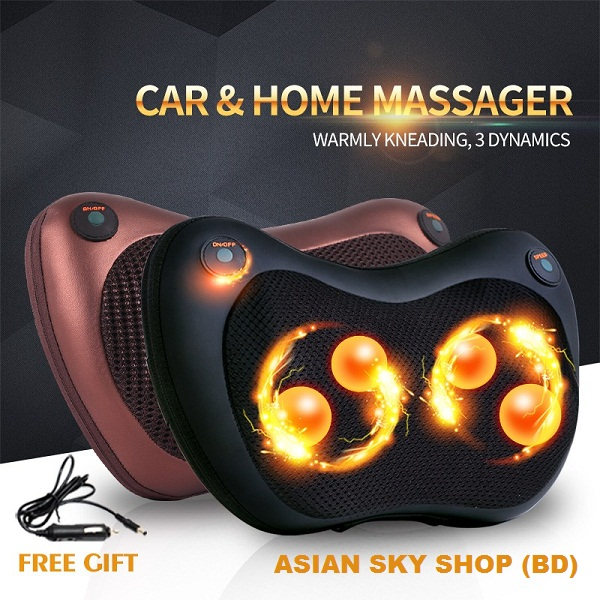 Body Massager (Car & Home)