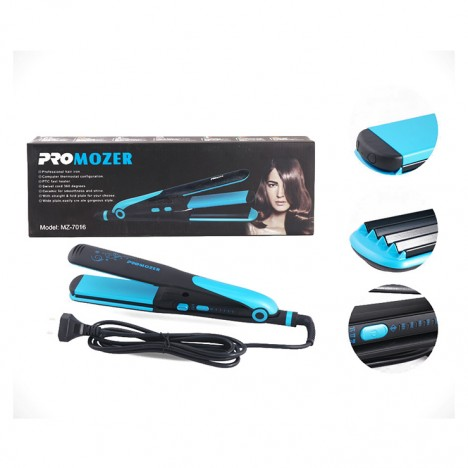 Professional Hair Iron 2 in 1