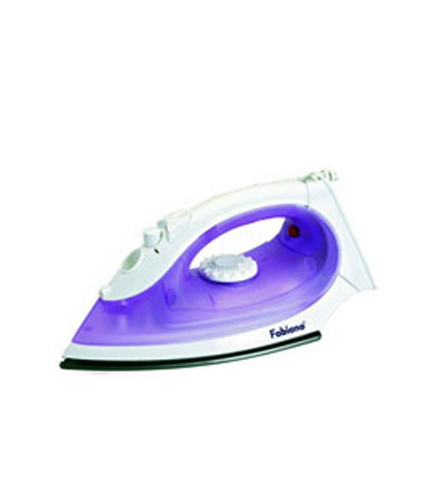 DRY & STEAM IRON