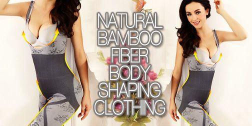 Slim Body Natural Bamboo