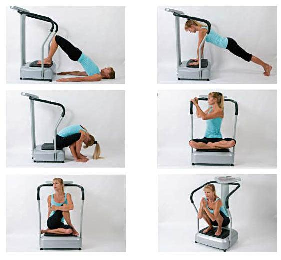 FITNESS MASSAGER (CRAZY FIT )