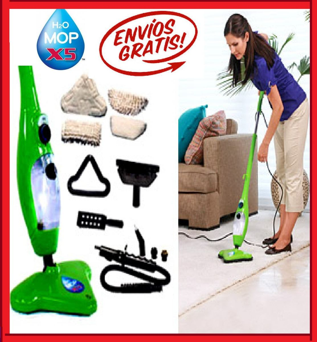X5 Steam Mop