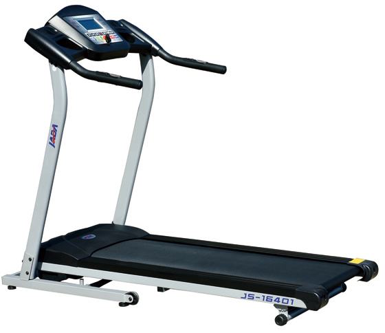 Motorized Treadmill  With incline