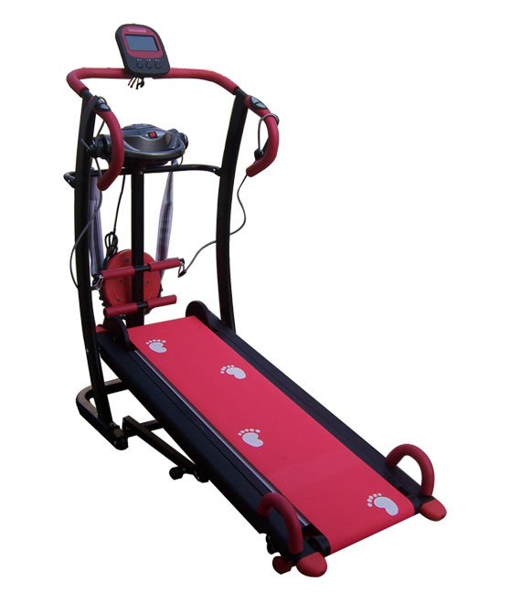 Manual Runner Machine With Body massager